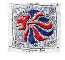 Official Team GB Scarf