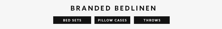 Branded Bedding
