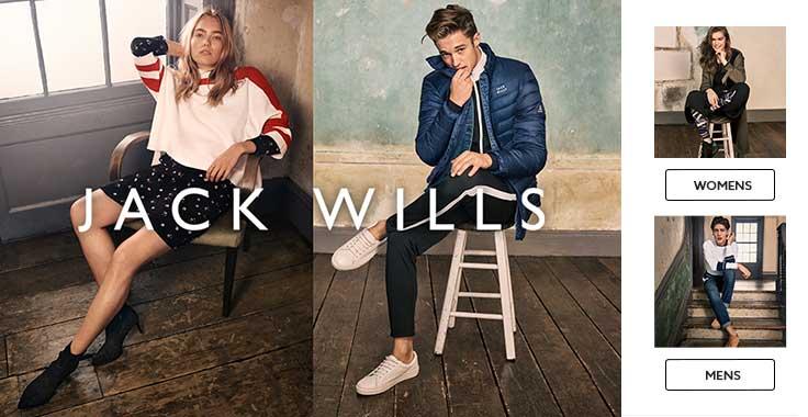 Shop Jack Wills