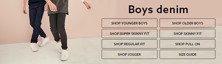 Boys Denim