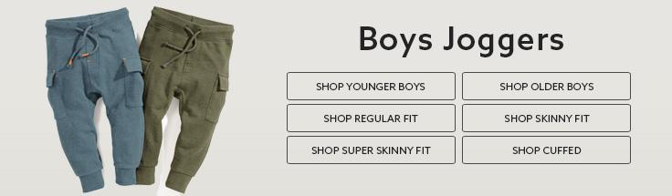 Boys Joggers