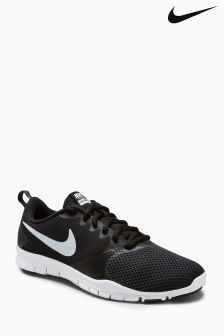 Black/White Nike Gym Flex Essential ...