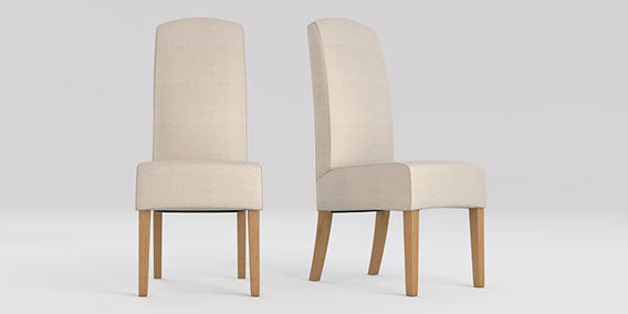sienna dining chair set of 2