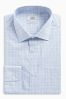 Blue Prince Of Wales Check Shirt