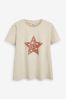 Superdry Burgundy Logo T-Shirt