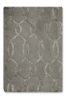 Collection Luxe Wool And Viscose Wave Rug