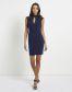 Lipsy Love Michelle Keegan Choker Lace Midi Dress