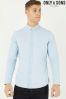 Only & Sons Nevin Long Sleeve Denim Shirt