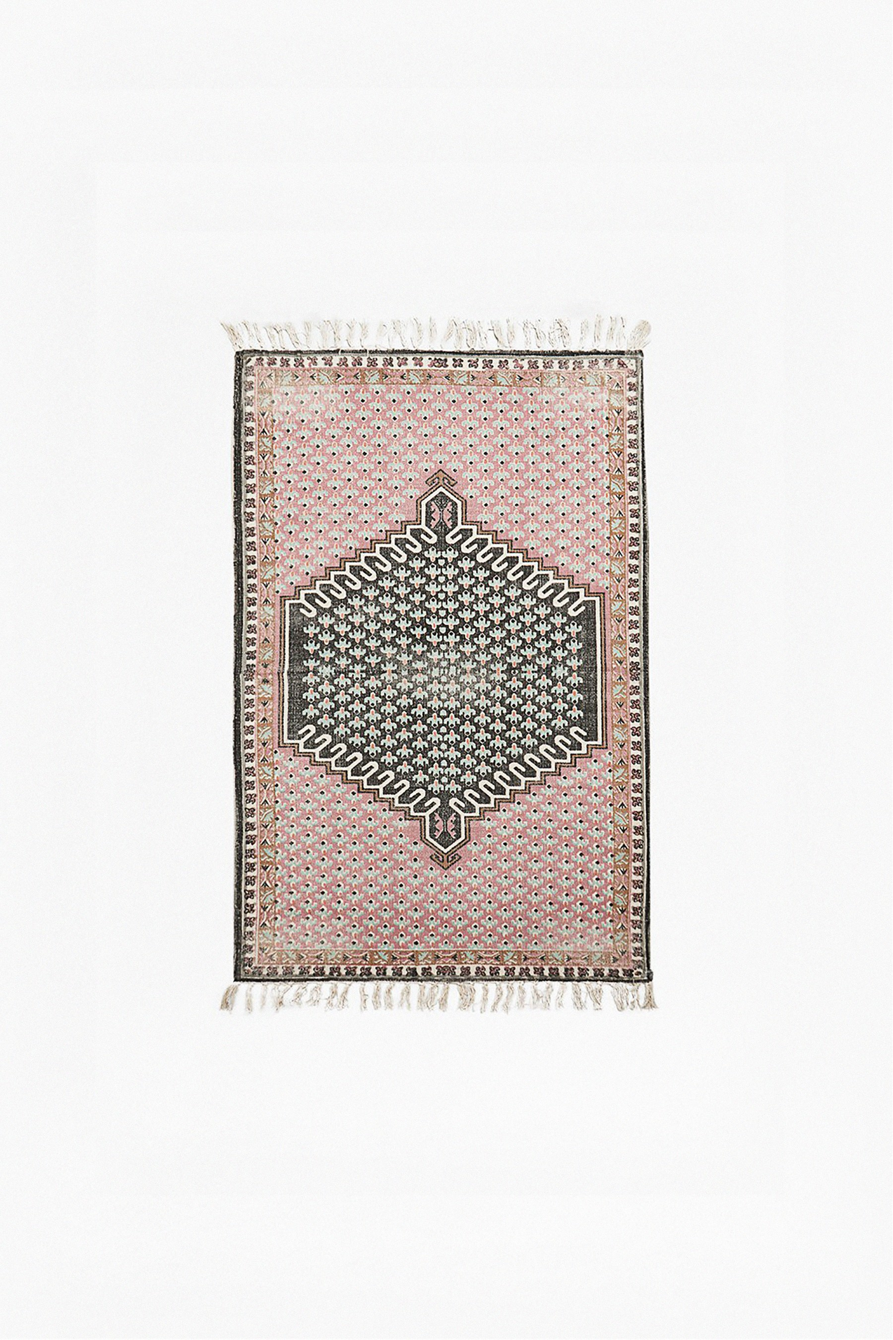 Compare prices for French Connection Poppy Field Rug Red