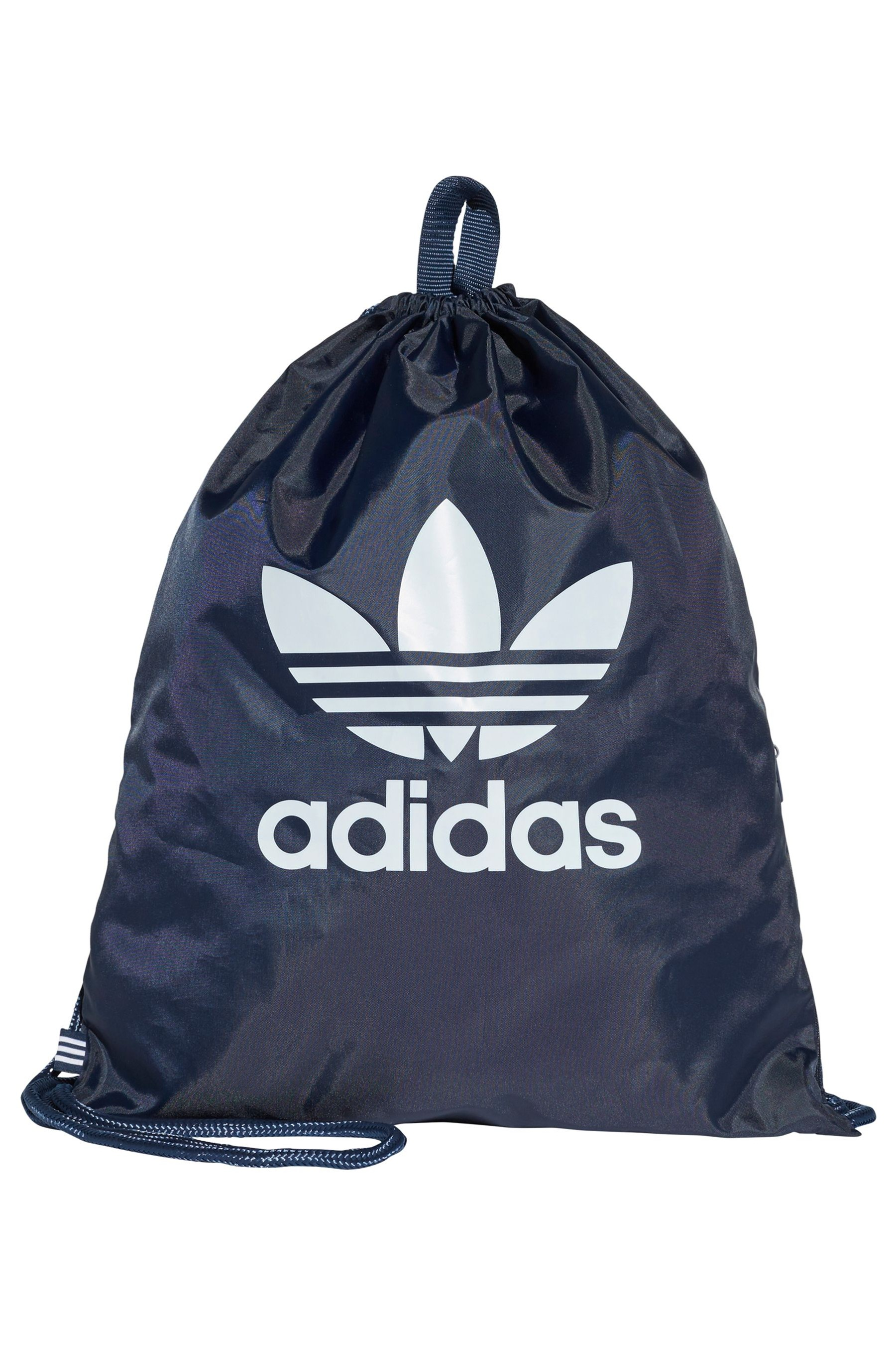 Compare retail prices of Boys adidas Originals Trefoil Gymsack - Blue to get the best deal online