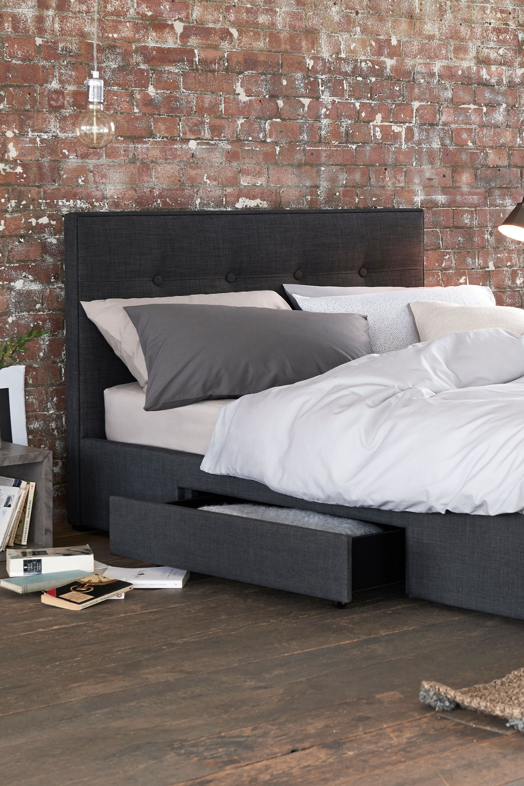 Compare retail prices of 2 Drawer Bedstead Studio Collection By Next to get the best deal online
