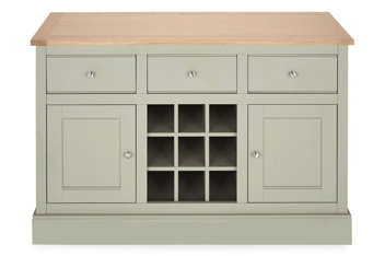 Shaftesbury Sage Painted Sideboard