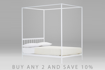 Bexley Four Poster Bed