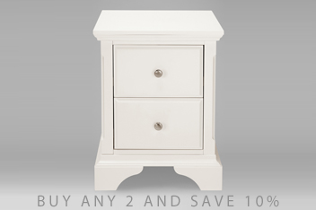 Marielle Bedside Table