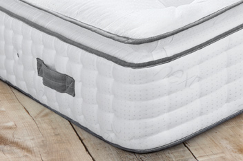 3600 Pocket Sprung Ultimate Natural Pillowtop Mattress