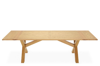 Oakham 6-8 Seater Extending Dining Table