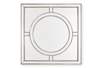 Luxe Square Mirror