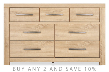Cuba Oak® Wide Chest