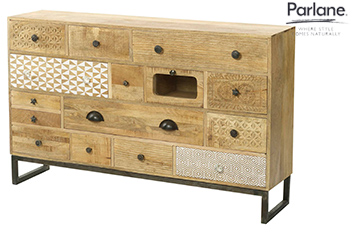 Parlane 15 Drawer Boho Chest