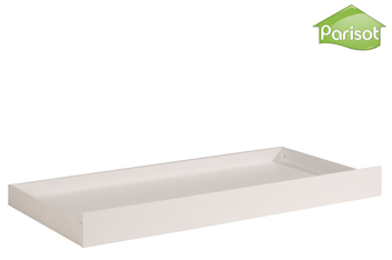 Trundle Drawer White By Parisot
