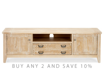 Huxley Super Wide Tv Unit