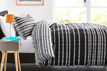Rockford Stripe Bed Set Studio Collection By Next
