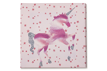 Magical Unicorns Canvas