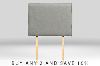 Contemporary Upholstered Headboard