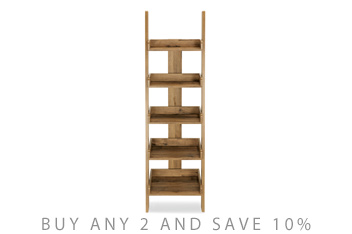 Bronx Ladder Shelves