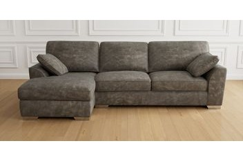 Grey Sofas Dark Grey Fabric Leather Sofas Next UK
