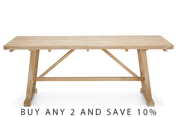 Huxley 10 Seater Dining Table
