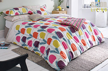 Scion Fritilla Duvet Cover