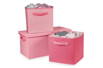 Set Of 3 Storage Boxes