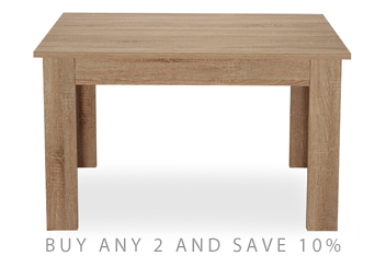 Arlo Dining Table And Bench Set