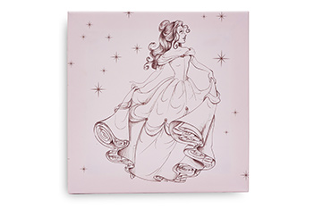 Beauty And The Beast Canvas
