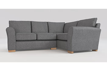 Michigan - Corner sofa - right hand (4 seats)