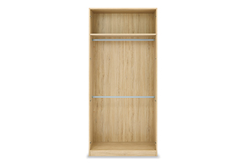 1M Double Wardrobe Frame