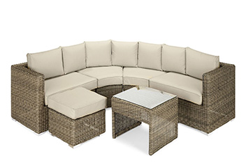 Garden furniture rattan outdoor furniture next for Sofa bed mauritius