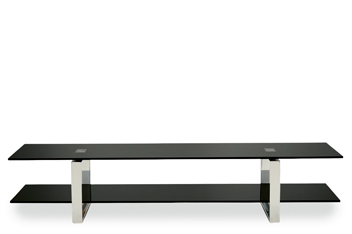Palmo Black TV Unit