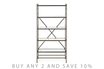 Hardwick Metal Shelving Unit
