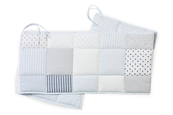Ocean Days Cotton Bumper