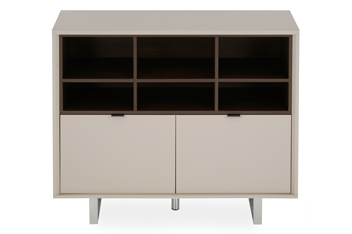 Logan Taupe Small Sideboard