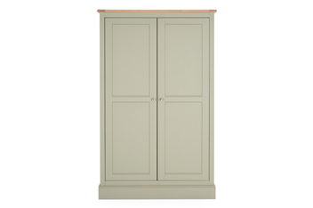 Shaftesbury Sage Painted Cupboard
