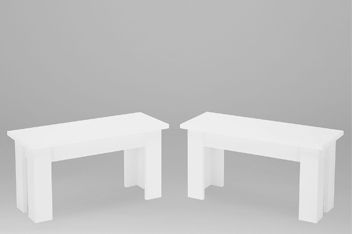 Set Of 2 Arlo Benches