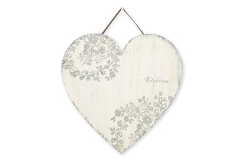 Dream Wooden Heart