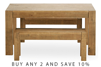 Kendall Bench Set