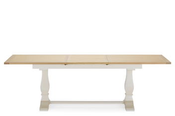 Buxton Pedestal Dining Table