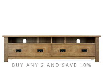 Kendall New Super Wide TV Unit