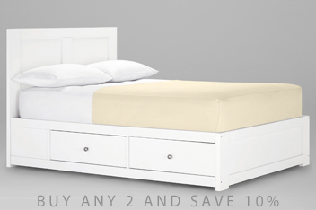 Sussex Storage Bed With Drawers