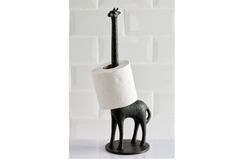 Giraffe Toilet Roll Holder